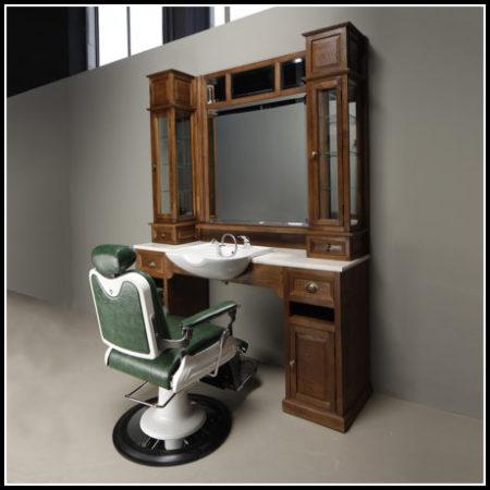 Classic Barber Meubel | Barbershop | Kapmeubel | Barbersalon