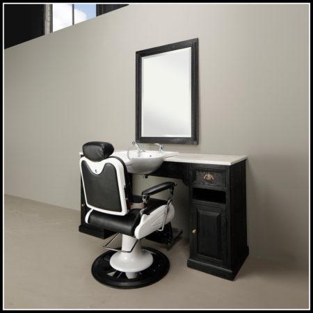 Classic Barbershop meubel | Kappers interieur | Herenkapper | Kappersstoelen | Barbier