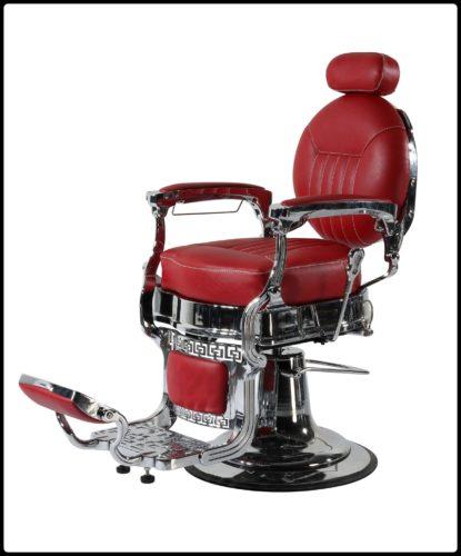 Kapperstoelen | Empire | Barbershop inrichting | Kapsalon stoelen meubels