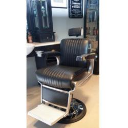 Barberstoel | Champion | Aanbieding | Leren barberstoelen | Online | Barbermeubel