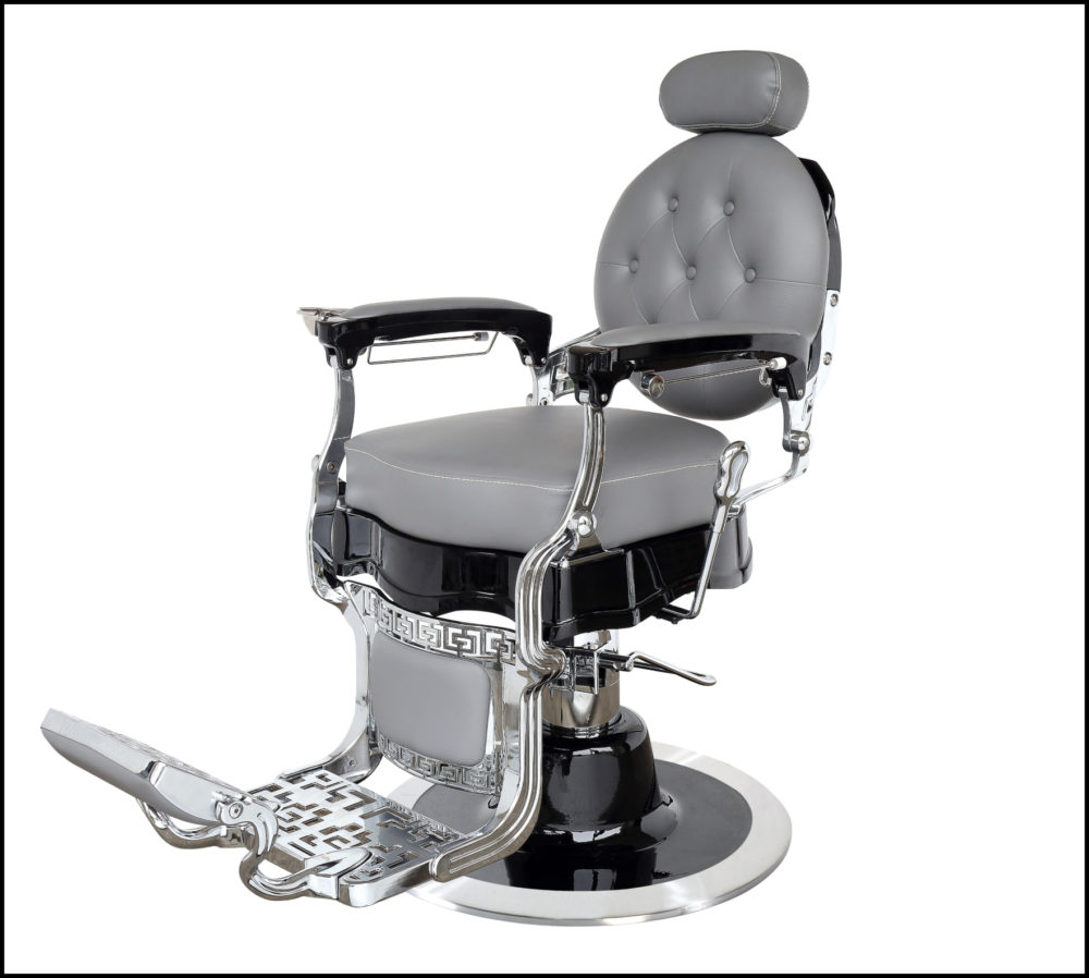 Barberstoel | Royal series | High quality | Barberchairs | Luxe barberstoelen