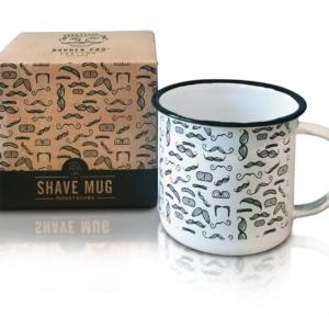 Barber Shave Mug | Scheer beker | Scheer schuim | Giftset | Barber interieur | Beste prijzen | Barber PRO