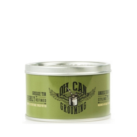 Oil Can Grooming Styling Paste | Barber Styling paste | Haarverzorging Matte shine medium hold