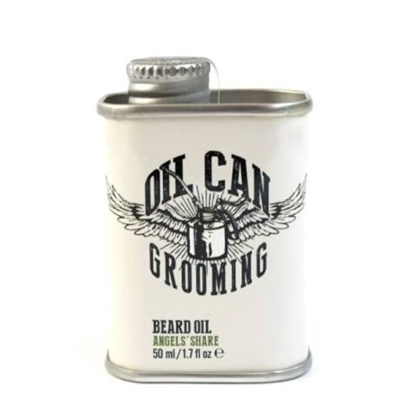 oil can grooming | Baardolie | Baard olie | Beste prijzen | angels share | Oil Can Grooming | Barberbrace