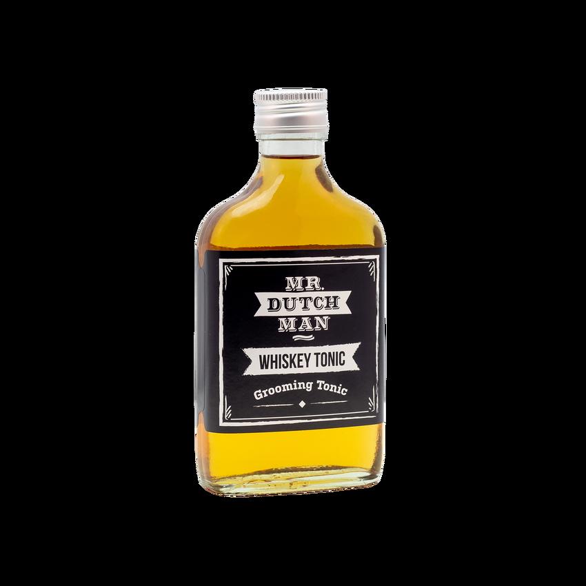Mr. Dutchman | Whiskey Tonic | Groomin Tonic | Barbershop groothandel producten | Barbermeubel | Barberstoelen | Haar verzorging | Barber academy | Grooming